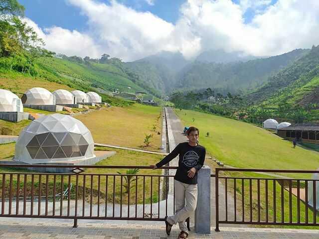 Indahnya Wisata Baru Lembah Indah Malang yang Tersembunyi di Gunung Kawi